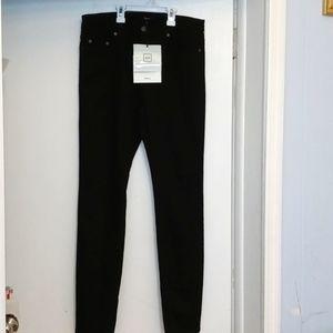 Theory Black Denim Jeans